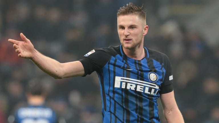 In Profile: Assessing Whether Man City Should Press Ahead With a Deal to Sign Inter's Milan Škriniar