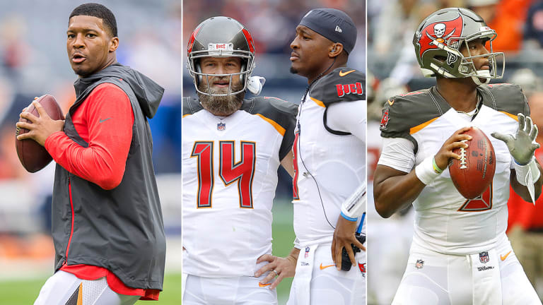 Jameis Winston, From Backup to Starter