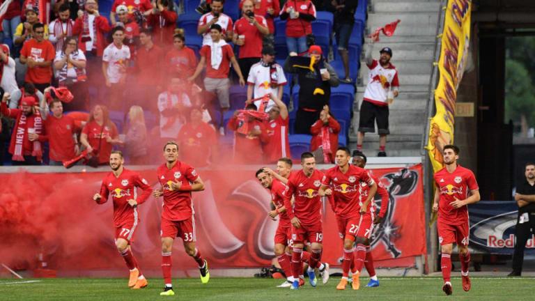 RÉCORD: New York Red Bulls consigue marca histórica de puntos en la MLS