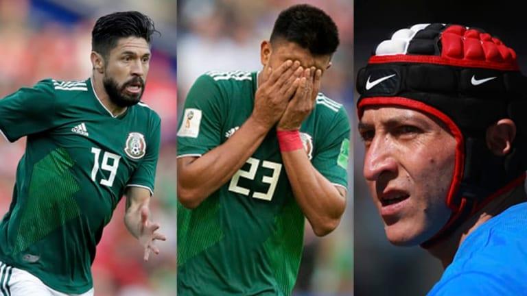 ARREGLADITA | Los jugadores mexicanos que deberían hacerse una cirugía a lo Héctor Herrera