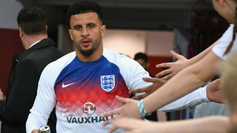 Premier League Winner Kyle Walker Recalls His Early Days Ahead of His England World Cup 'Dream'
