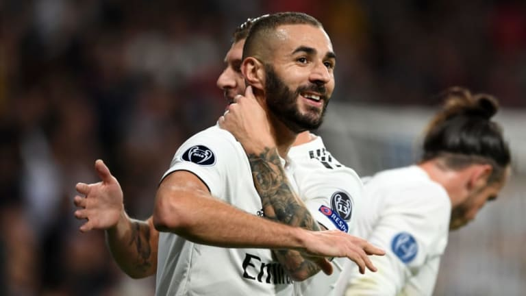 Report Claims Real Madrid Ace Karim Benzema Has Outlined Ambition to Join Either Man Utd or PSG