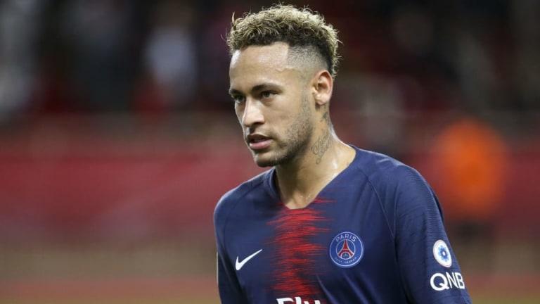 El PSG desmiente los rumores de una posible salida de Neymar