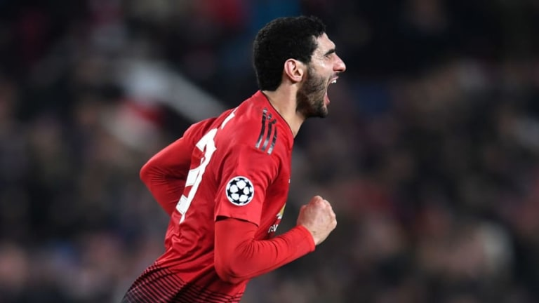 Manchester United 1-0 Young Boys: Report, Ratings & Reactions as Fellaini Snatches Late Winner