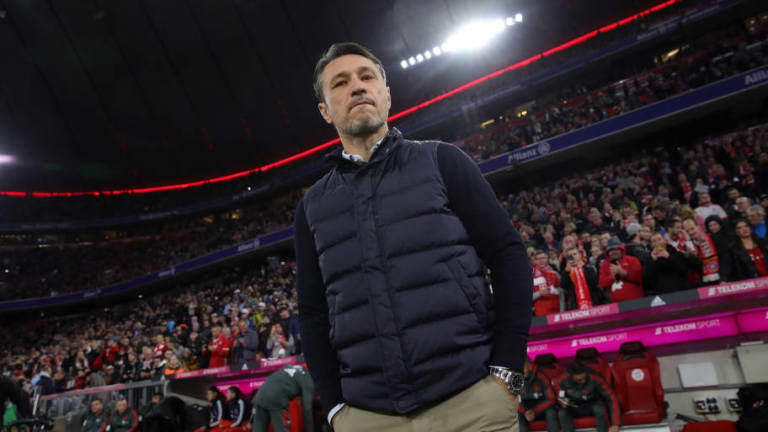 'We Failed to Convert Our Chances': Niko Kovac Bemoans Bayern's Inability to Seal Bavarian Derby