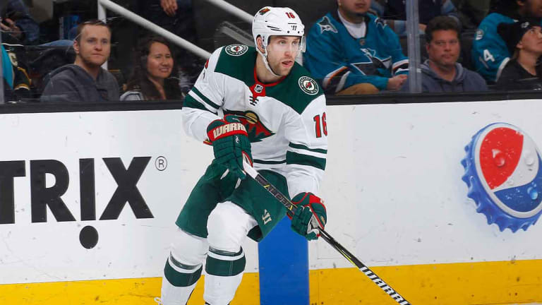 Jason Zucker Agrees To Five Year Deal With Minnesota Wild Sports