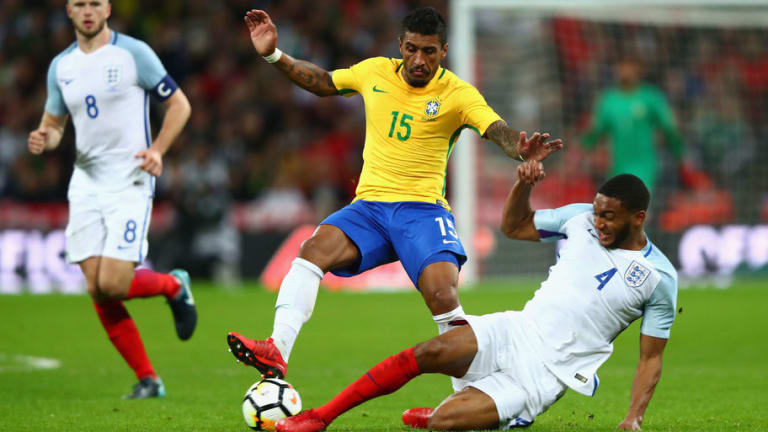 90min EXCLUSIVE: Joe Gomez Lifts the Lid on His England Debut & Names the Best Player He's Faced