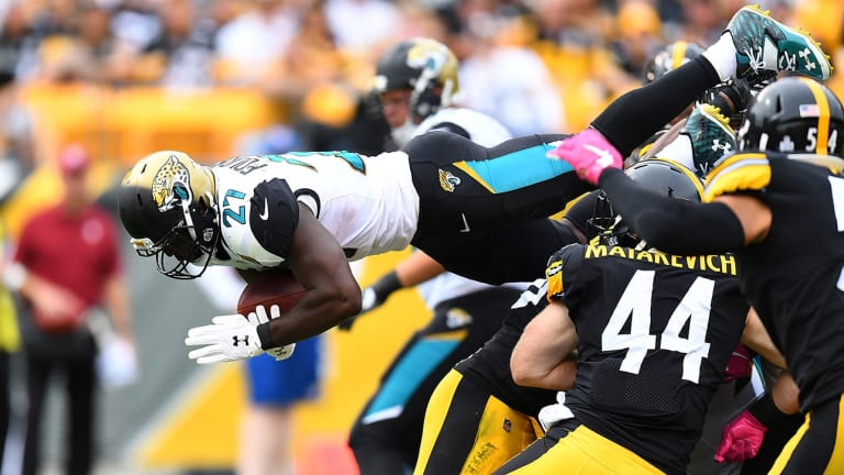 Revisiting Jaguars 30, Steelers 9 Before the Rematch