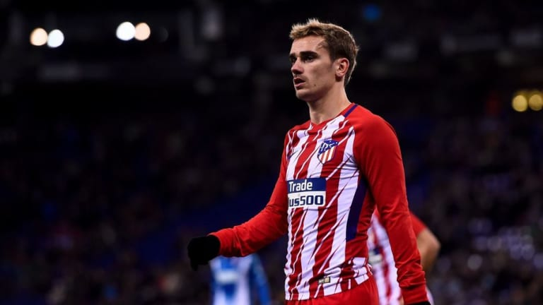Atletico Madrid Star Antoine Griezmann 'Makes Informal Transfer Agreement' With Real Madrid