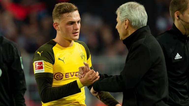 Why Jacob Bruun Larsen Has to Consider a Future Away From Dortmund After Netting First Career Goal