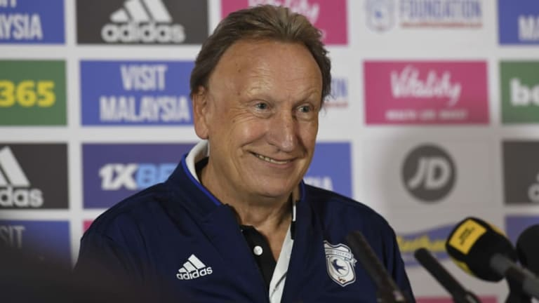 Neil Warnock Says Cardiff Striker Must 'Get the Hunger Back' to Reclaim Place in Bluebirds Side