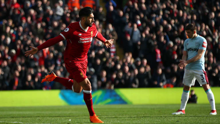Emre Can Takes to Instagram to Hit Out at 'False Stories & Rumours' Amid Contract Negotiations