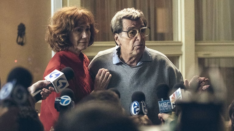"""""""Paterno"""" Fails to Get to the Heart of the Penn State Scandal"""