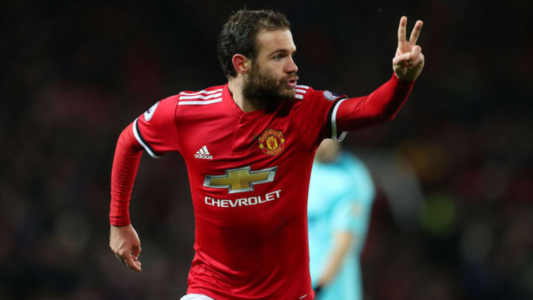Inter Keeping Tabs on Juan Mata as Manchester United Eye Midfield Reinforcements