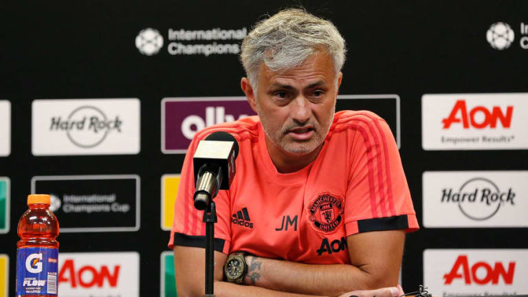 Manchester United's Players Concerned By Jose Mourinho's Sour Mood After Series of Pre-Season Rants