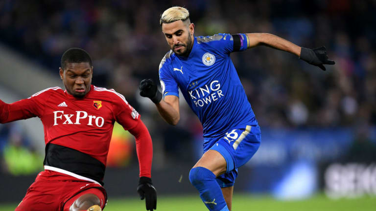 Liverpool Fans Encourage the Club to Sign Riyad Mahrez Following Shock FA Cup Defeat to West Brom