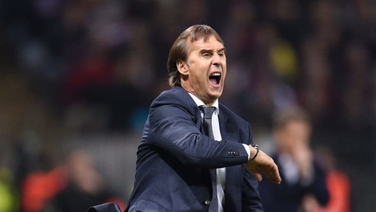 Julen Lopetegui Has Gotten Off to the Worst Ever Start as a Madrid Manager Under Florentino Perez