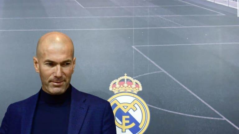Report Reveals the Two Key Reasons Behind Zinedine Zidane's Shock Real Madrid Departure