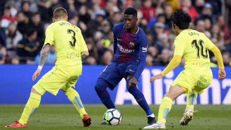 Ousmane Dembele's Barcelona Return Did Not Go to Plan Admits Manager Ernesto Valverde