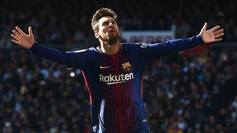 Spanish Report Claims Lionel Messi Can Leave Barcelona for Free if Catalonia Leaves Spain