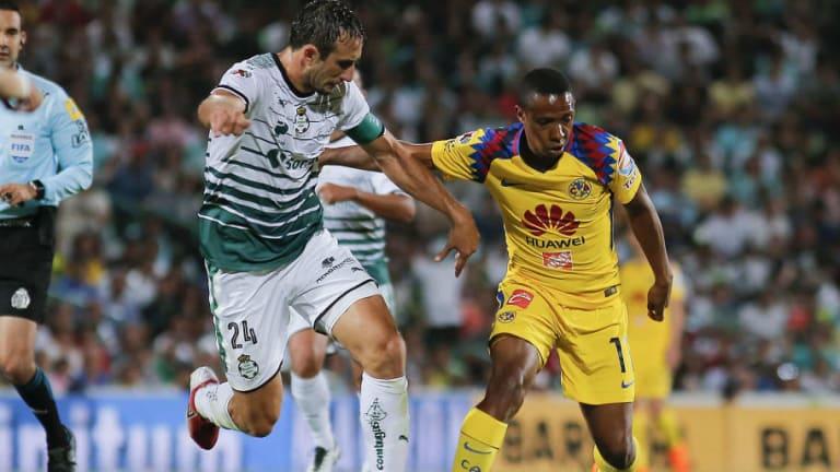 MERCADO   Santos ya tiene al reemplazo de Izquierdoz