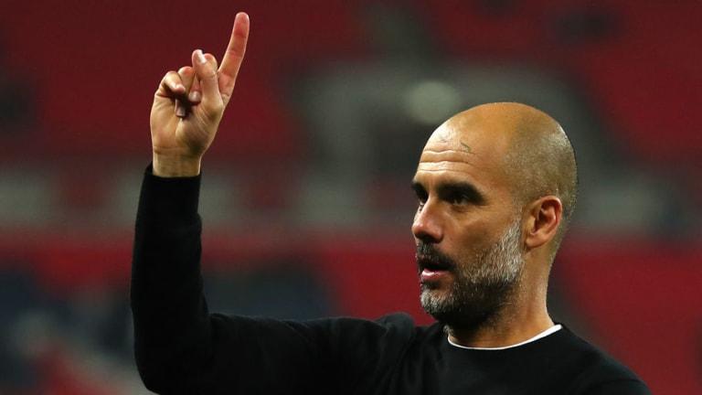 Los dos grandes objetivos de Guardiola para el verano