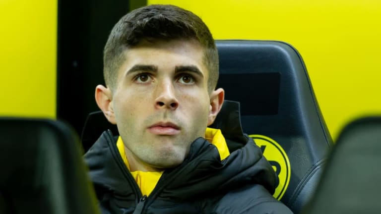Report Claims Chelsea Have Reached Summer Agreement With Liverpool Target Christian Pulisic