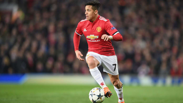 REVEALED: The Reason Why Alexis Sanchez Eats Alone at Manchester United's Training Ground