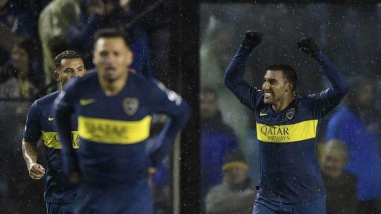 Boca 2-0 Libertad | El unoxuno del Xeneize