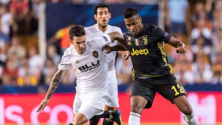 Juventus - Valencia | Alineaciones confirmadas