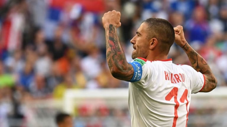 Costa Rica 0-1 Serbia: Kolarov Cracker Sees White Eagles Soar to Victory Over Lacklustre Los Ticos