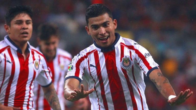 Chivas ya tendría el reemplazo de Orbelin Pineda
