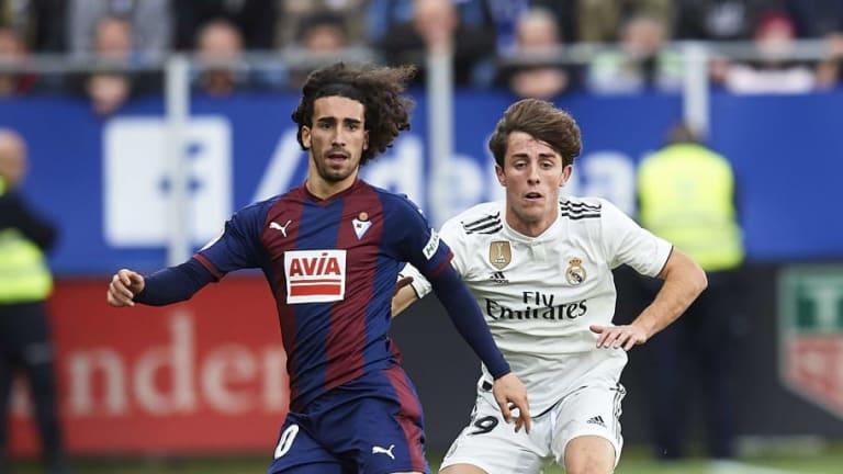 El Barça decidirá el futuro de Cucurella el próximo mes de junio