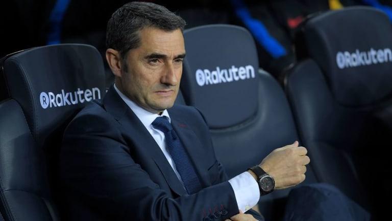 """Valverde: """"Se nos ha perjudicado con el calendario"""""""