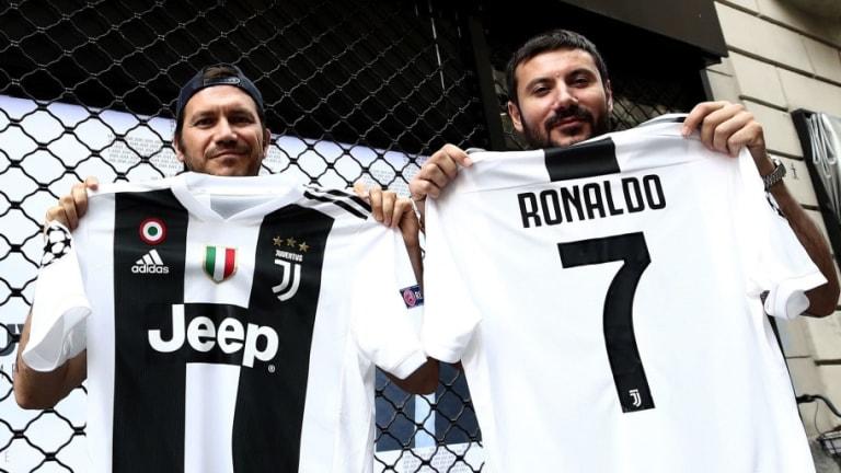Cristiano Ronaldo Juventus Shirt Sales Are Incredible But Won't Repay His €100m Transfer Fee