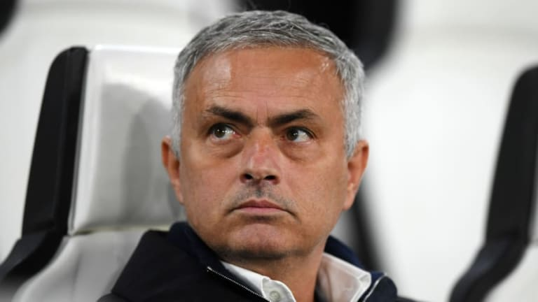 Jose Mourinho Admits He Is Still 'Rebuilding' Man Utd Squad as He Aims Dig at Man City's Spending