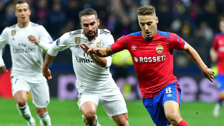Real Madrid Defender Puts Premier League Clubs on Alert as He Reveals Desire to Play in England