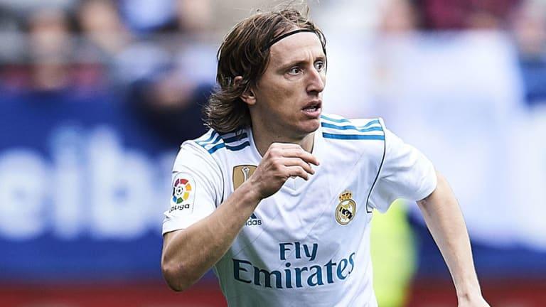 MERCADO | Los tres equipos de la Premier League que quieren fichar a Luka Modric