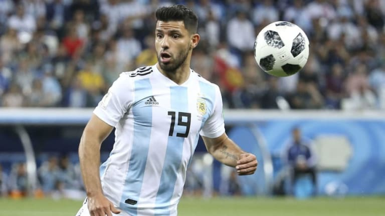 Sergio Agüero Set to Be Dropped By Jorge Sampaoli for Crucial Final World Cup Group Stage Game