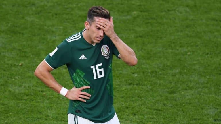 REVELADO   Héctor Herrera confiesa lo que pasó por su cabeza cuando cayó el tercero de Suecia