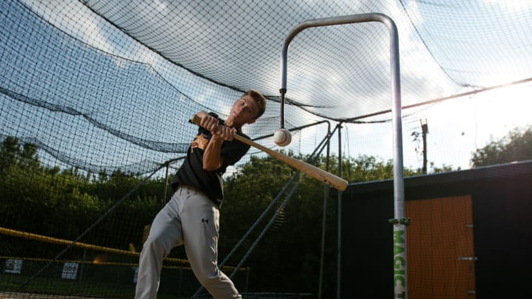 The 'Magic Tee' Is Here for the New Generation of Fly Ball Hitters