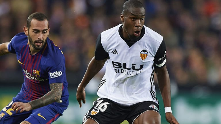 Valencia Loanee Geoffrey Kondogbia Claims He'd Use His Own Money to Seal Move From 'Chaotic' Inter