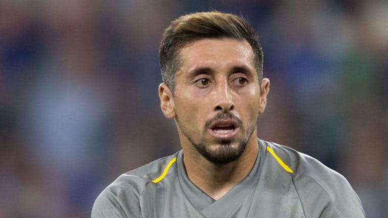 MERCADO | Héctor Herrera suena para un grande de la Premier League