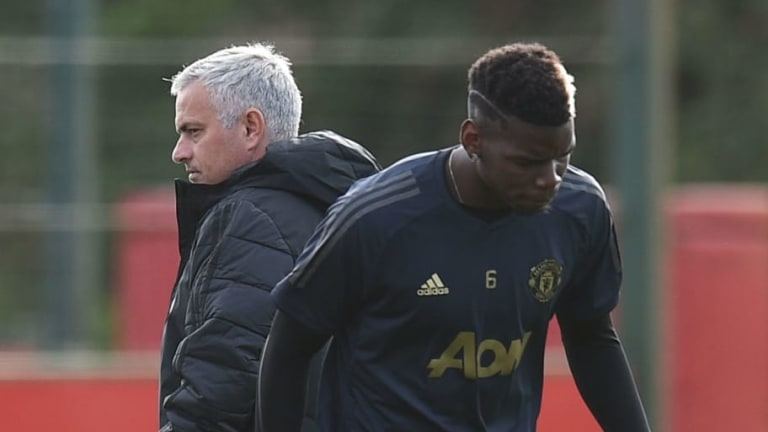 Paul Pogba Has 'Exit Strategy' to Leave Man Utd as 'Cold War' With Jose Mourinho Continues