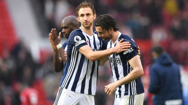 Burnley Dealt Transfer Blow as West Brom Refuse to Budge on £40m Valuation of Rodriguez and Dawson
