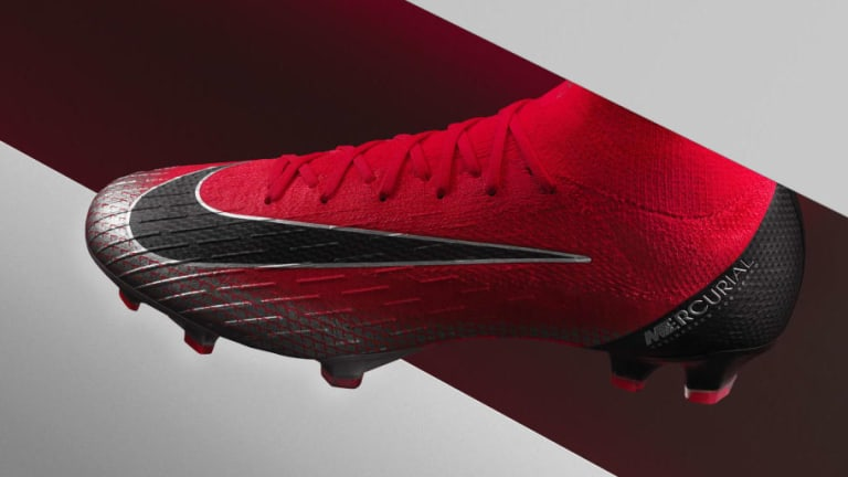 PHOTOS: Nike Unveil Seventh & Final 'CR7 Chapters' Boots in Tribute to Cristiano Ronaldo