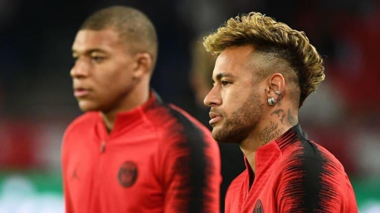 Neymar podría llegar al Real Madrid antes que Mbappé