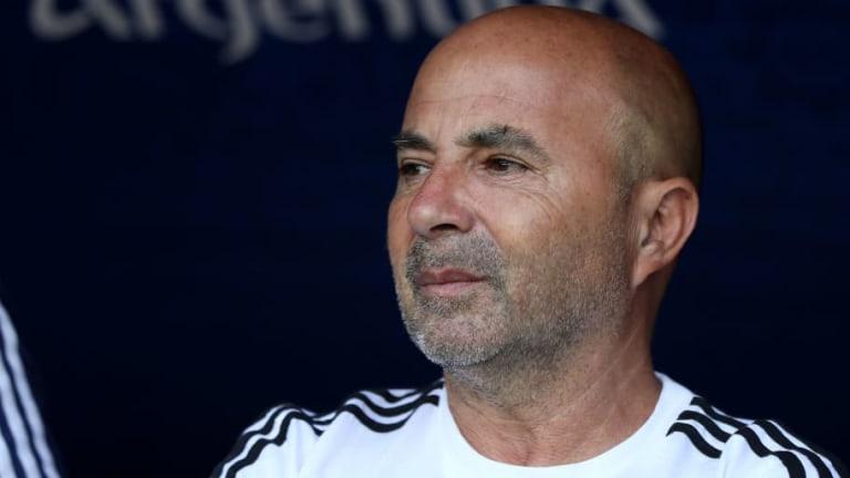 NI ÉL LO CREE | Sampaoli seguirá siendo el DT de la Selección Argentina