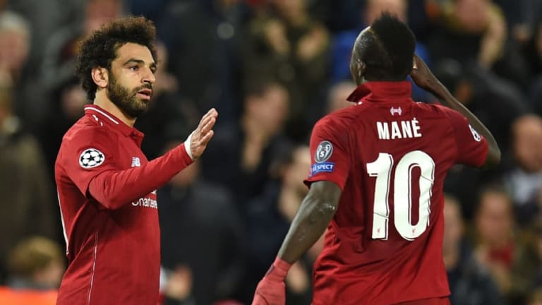 Unexpected Name Heads Liverpool's Top Speed Charts Ahead of Mohamed Salah & Sadio Mane