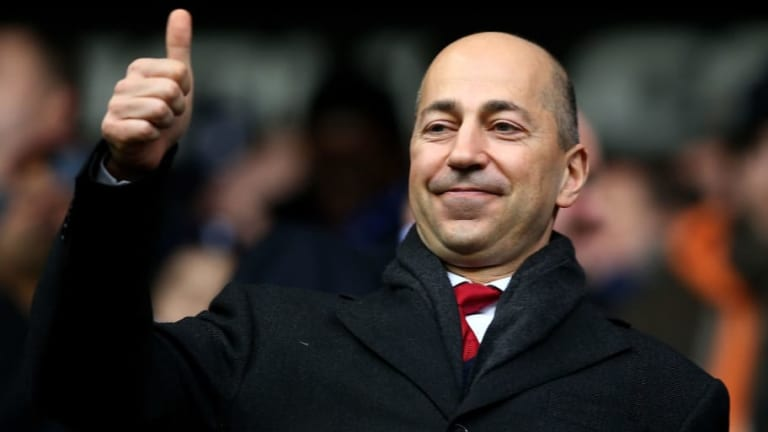 Arsenal Statement Hints at Ivan Gazidis Stay Amid Speculation Linking Chief Executive to Milan Move